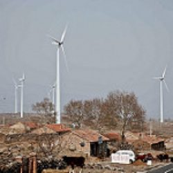 Windmills in China | Photo: AsianDevelopmentBank